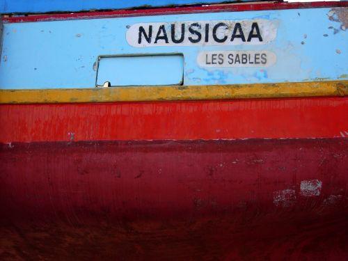 boat hull trawler