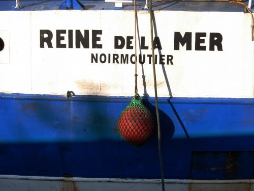 boat hull fisherman