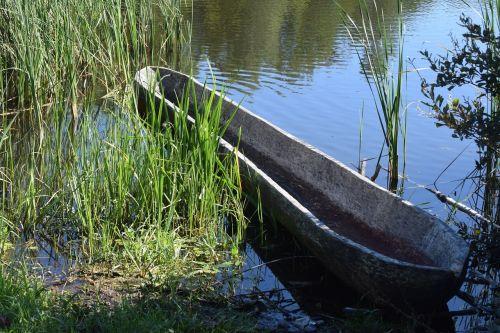 boat lake viking museum