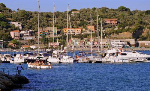 boat vela sea