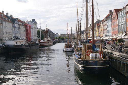 boat channel copenhagen