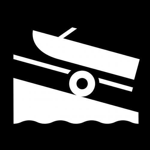 boat boat trailer trailer