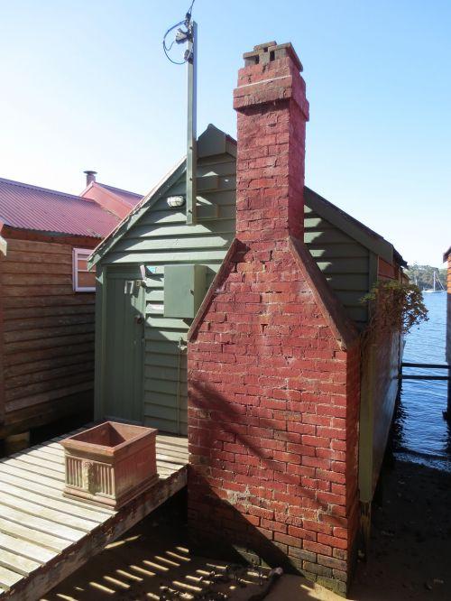 boathouse old heritage