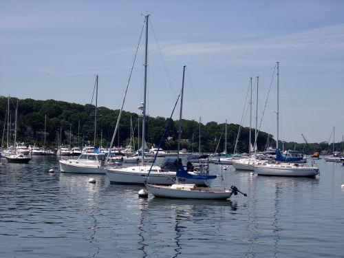 boating dock harbor