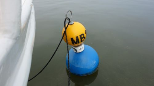 boating buoy water