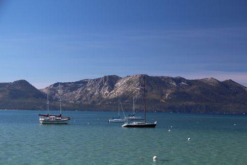 boats on lake tahoe lake tahoe