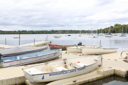 boats lake minneapolis