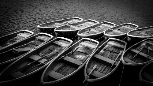 boats docked mooring
