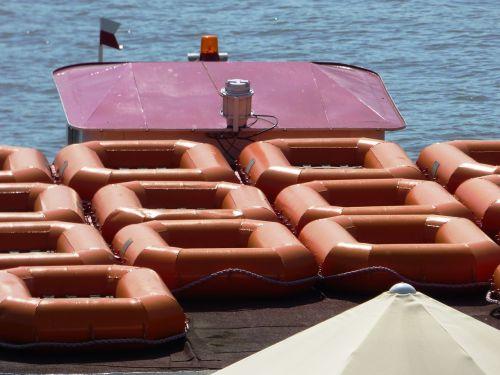 boats pontoons rescue