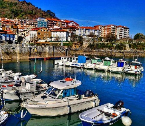 boats  yachts  port