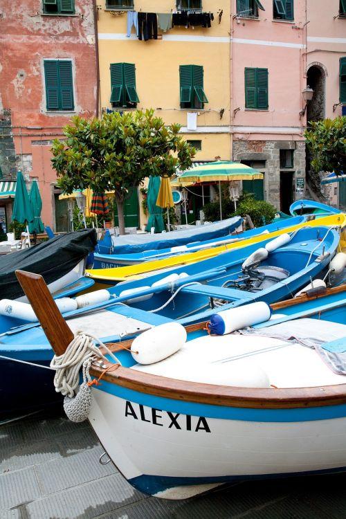 boats italy liguria