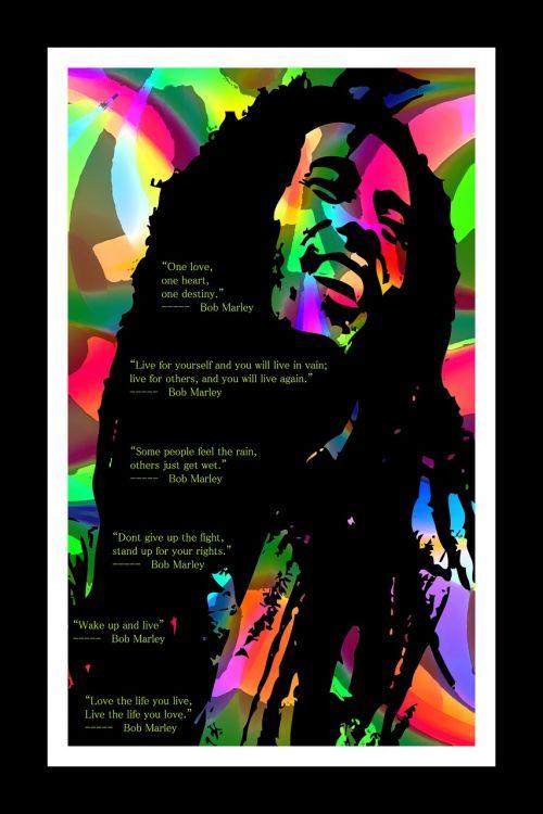 bob marley singer lifestyle