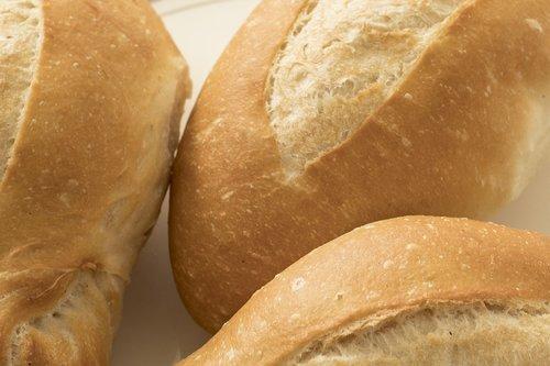 bobbin lace  bread  white