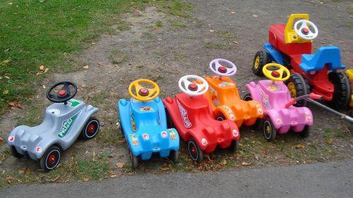 bobby car children's vehicles toys