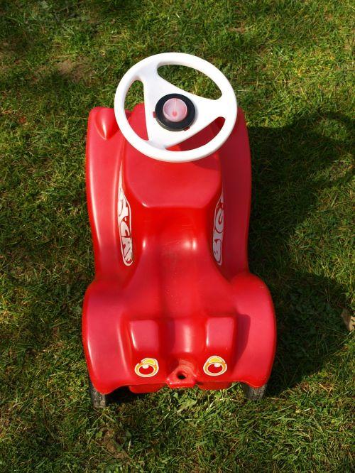 bobby car children's vehicles play outside
