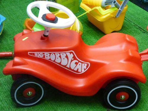 bobby car friction car miniature car