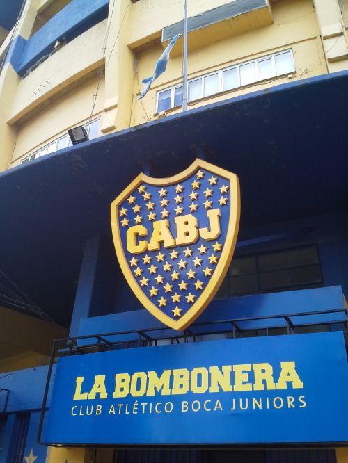 boca juniors it bombonera stadium