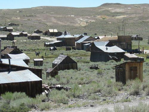 bodie california mining