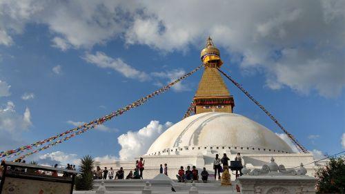 bodnath stupa nepal buddhism