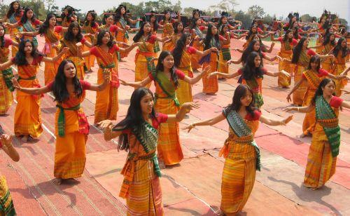 bodoland india women
