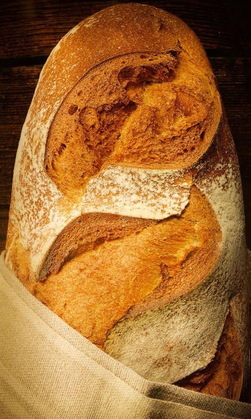 body bread baked