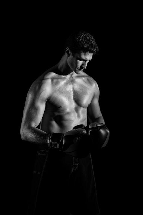 body bodybuilding dark