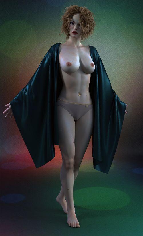 body women shirtless