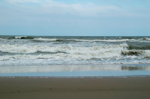 body of water sea sand