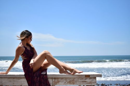 body of water summer sea