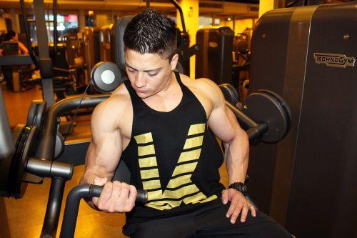 bodybuilding exercise academy