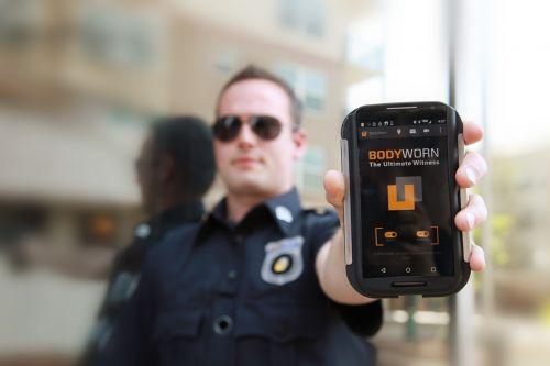 bodyworn body camera police body camera