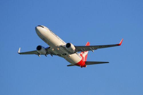 boeing 737 qantas jetconnect