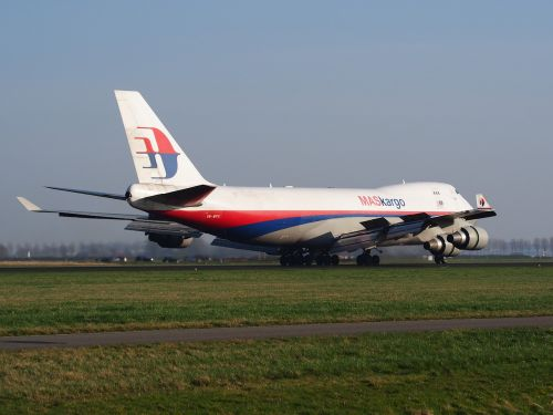 boeing 747 jumbo jet malaysia airlines