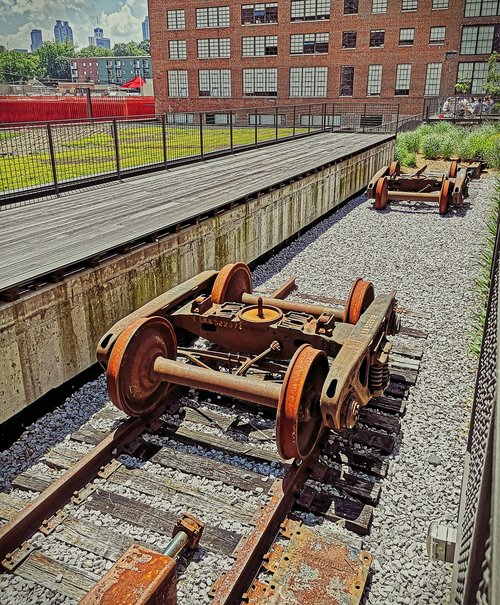 bogie  gleise  rails
