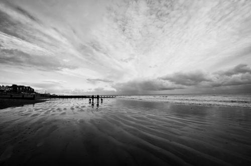 bognor regis beach england