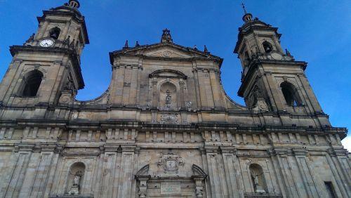 bogota cathedral colobia