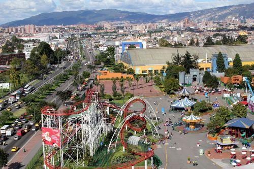 bogotá colombia city