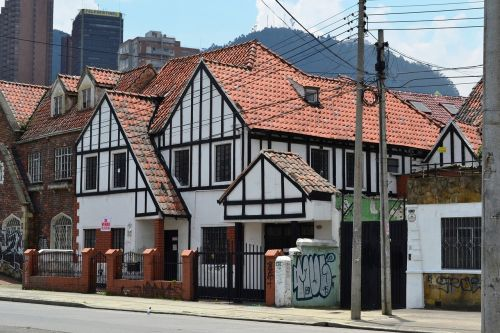bogotá architecture buildings
