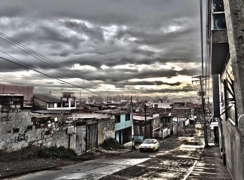 bogota city district