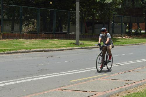 bogotá unal bicycle