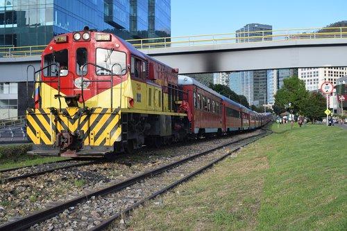 bogotá  train of the savanna  bogota