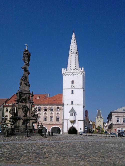 bohemia kadaň town hall