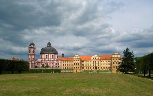 bohemia jaroměřice castle