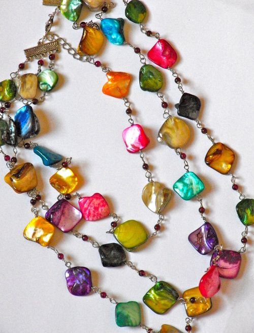 bohemian necklace fashion beautiful