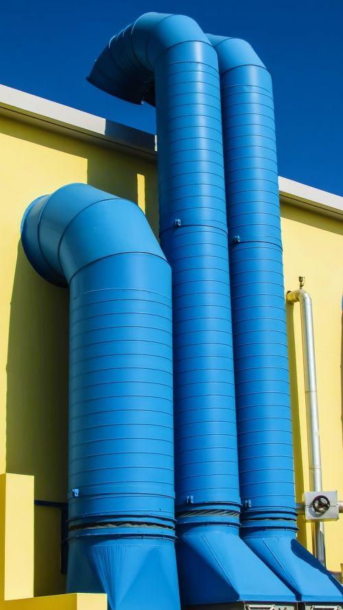 boiler chimney pipe