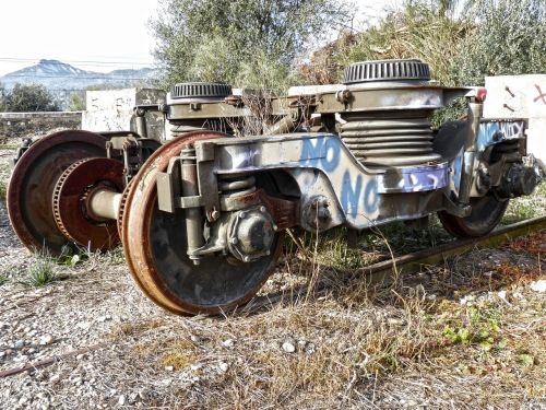 boje train railway