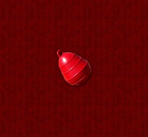 boje red background
