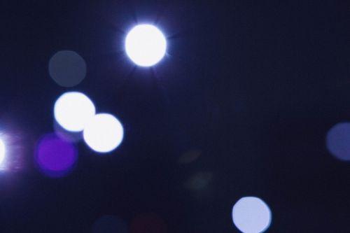 bokeh light blur