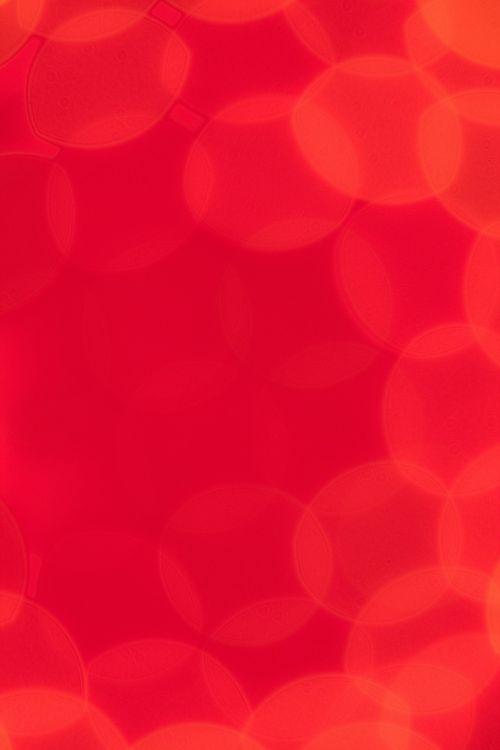 bokeh red texture