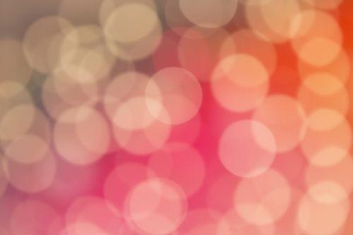 bokeh blurred lights